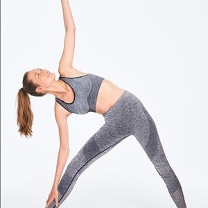PINK seamless workout tight